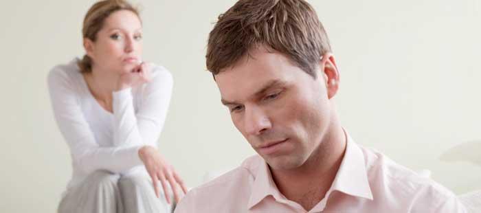 Ссора мужа с женой