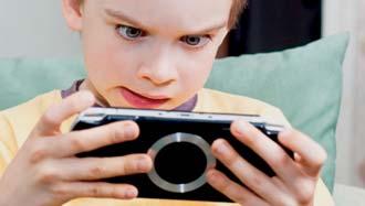 Зависимость у ребенка